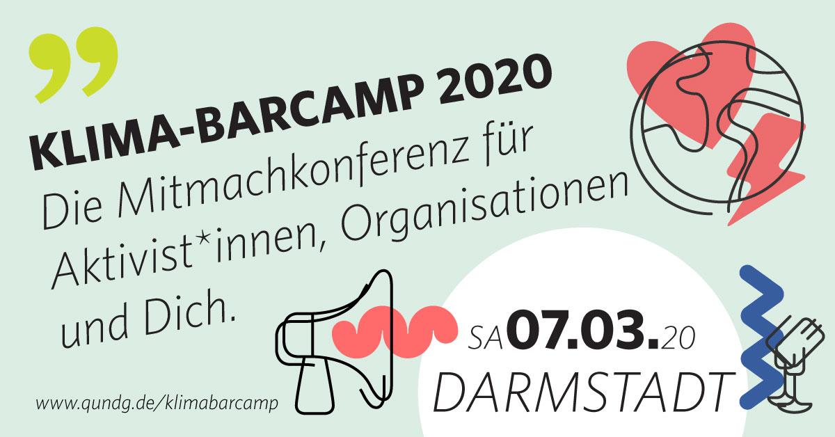 Grafik Klima Barcamp